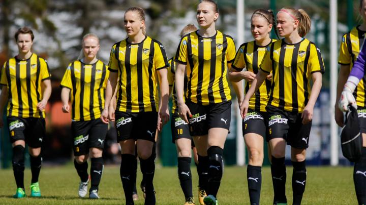 Jalkapallo Naisten Liiga